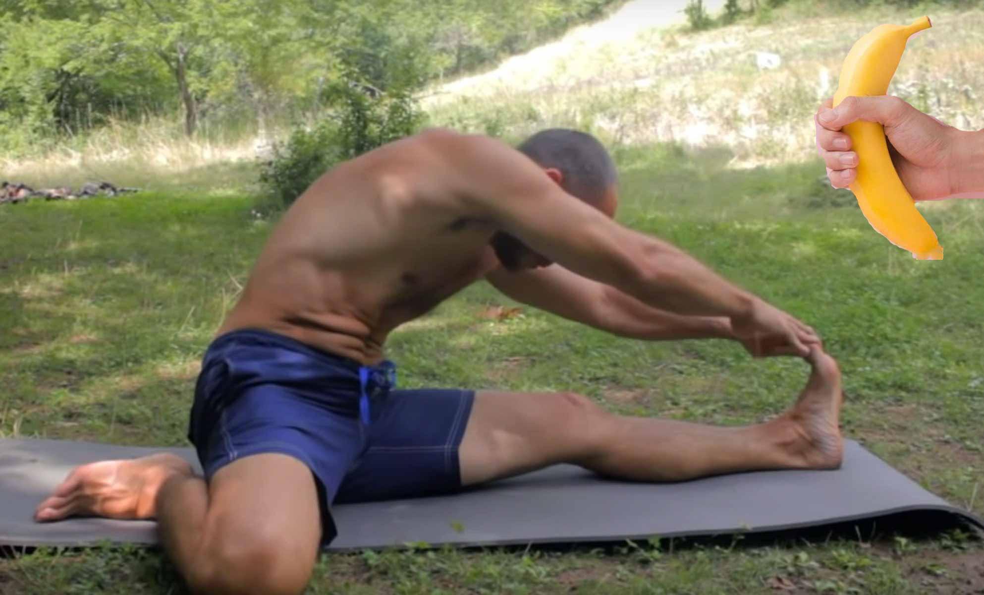 Три простых упражнения перед сном увеличат потенцию