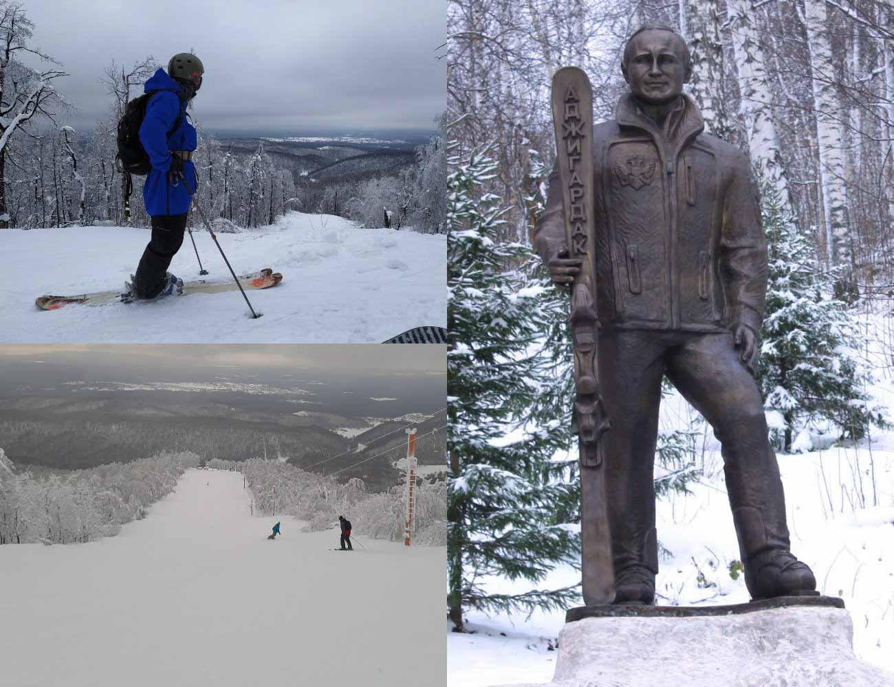 «Путин» прячется за спиной? Сотрудники горнолыжного курорта Ажигардак пугают туристов грубостью и разгильдяйством