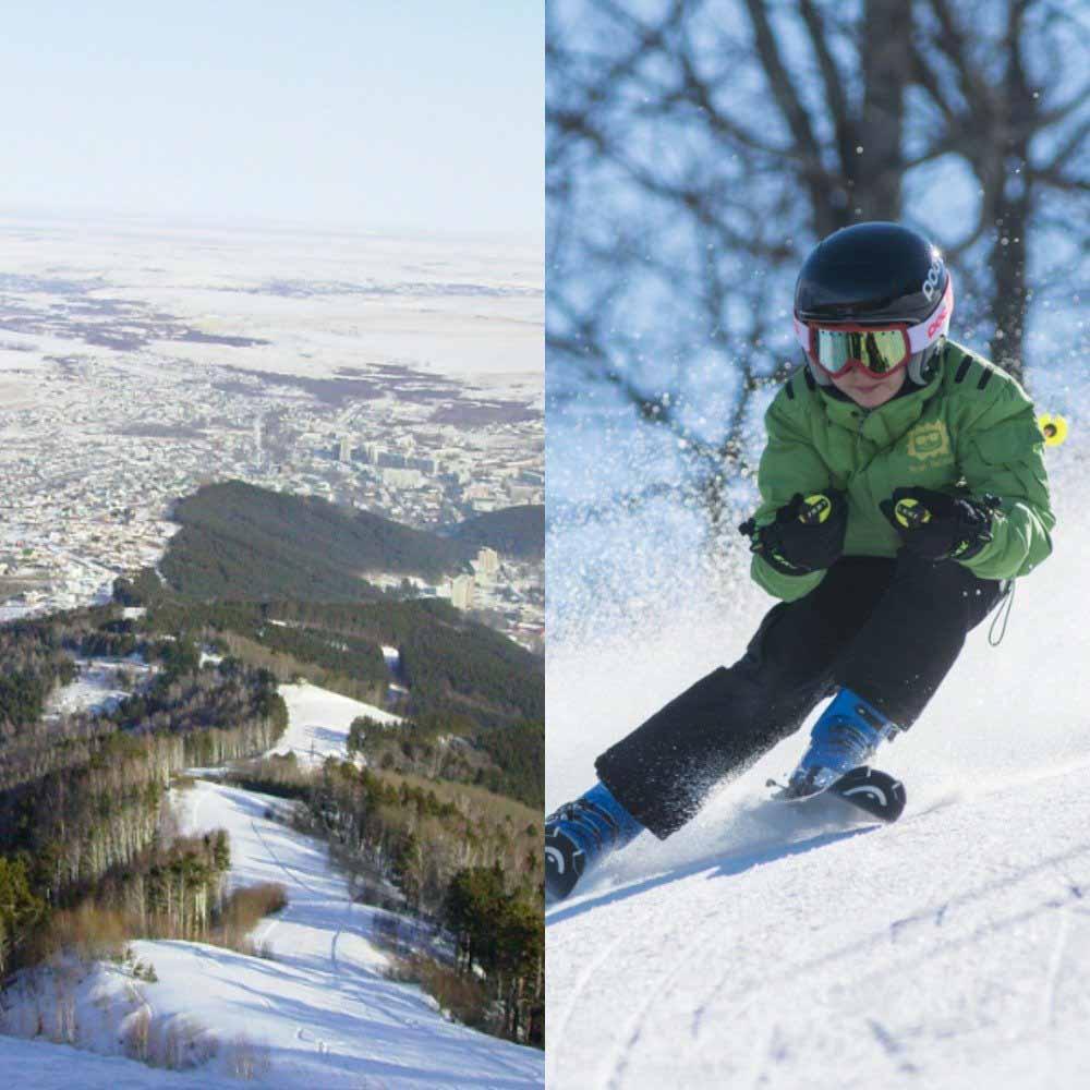 Блогер нашел на Алтае горнолыжный курорт «копейка»