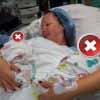 Бесплодная женщина по ошибке родила двух странных детей