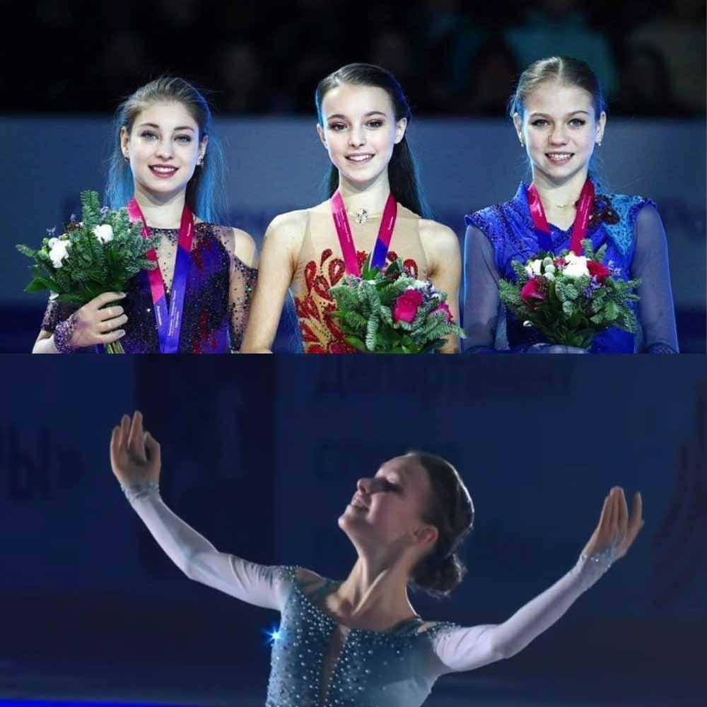 Щербакова - чемпионка? Шоу «Путь к победе» выявило победителя чемпионата мира