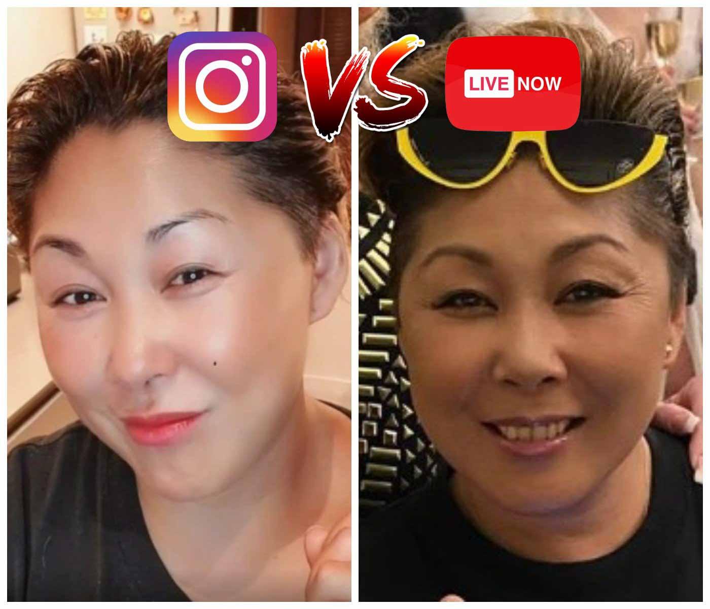 Морщины и «потрескавшиеся» ... Анита Цой скрывает старение с абсурдным фотошопом