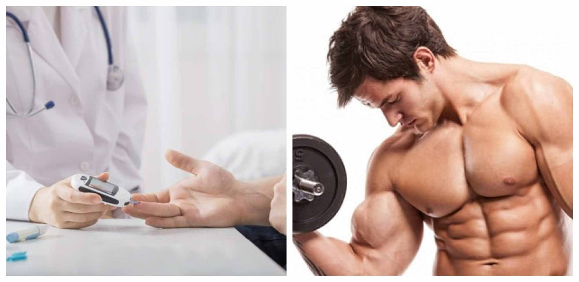 Наращивание мышечной массы снижает риск диабета на 32%
