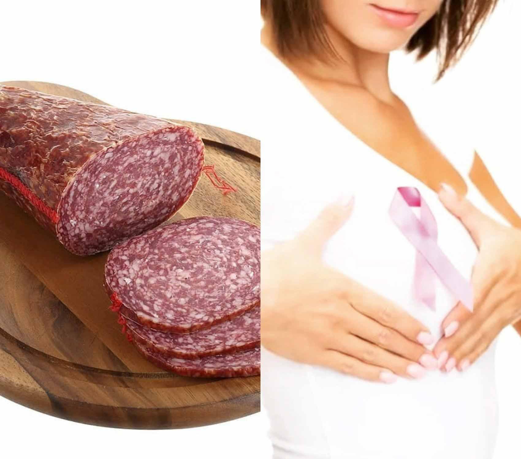 Выбор правильной колбасы спасет вас от рака