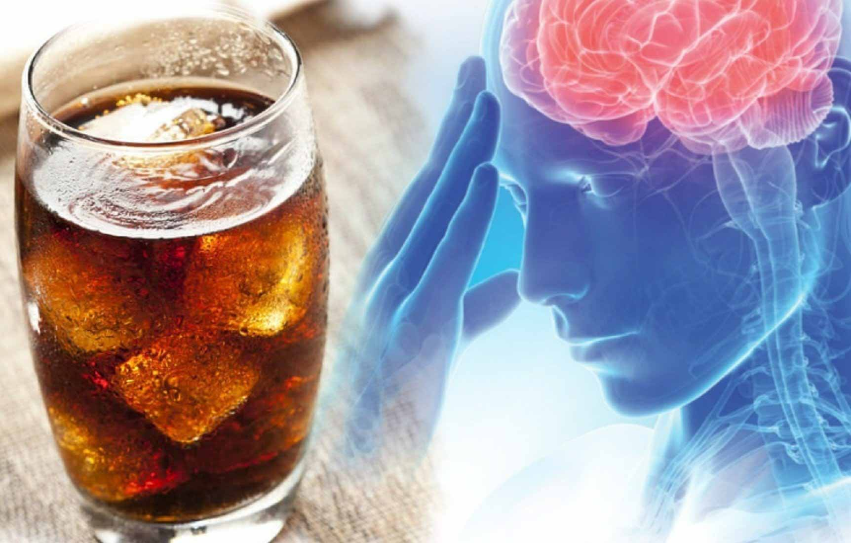Прохладные летние напитки вызывают инсульт