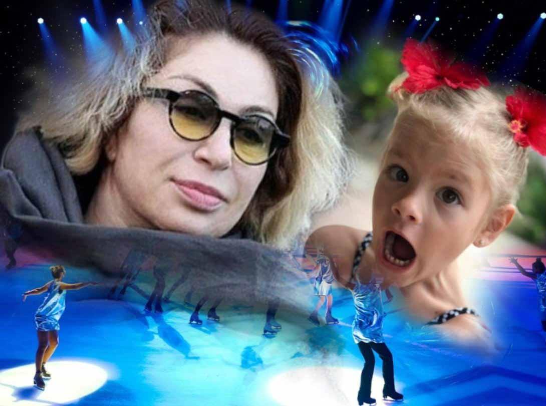 Ледовое шоу от Симоны или как «ненужной» дочери Тимати не было чудесным образом ранено