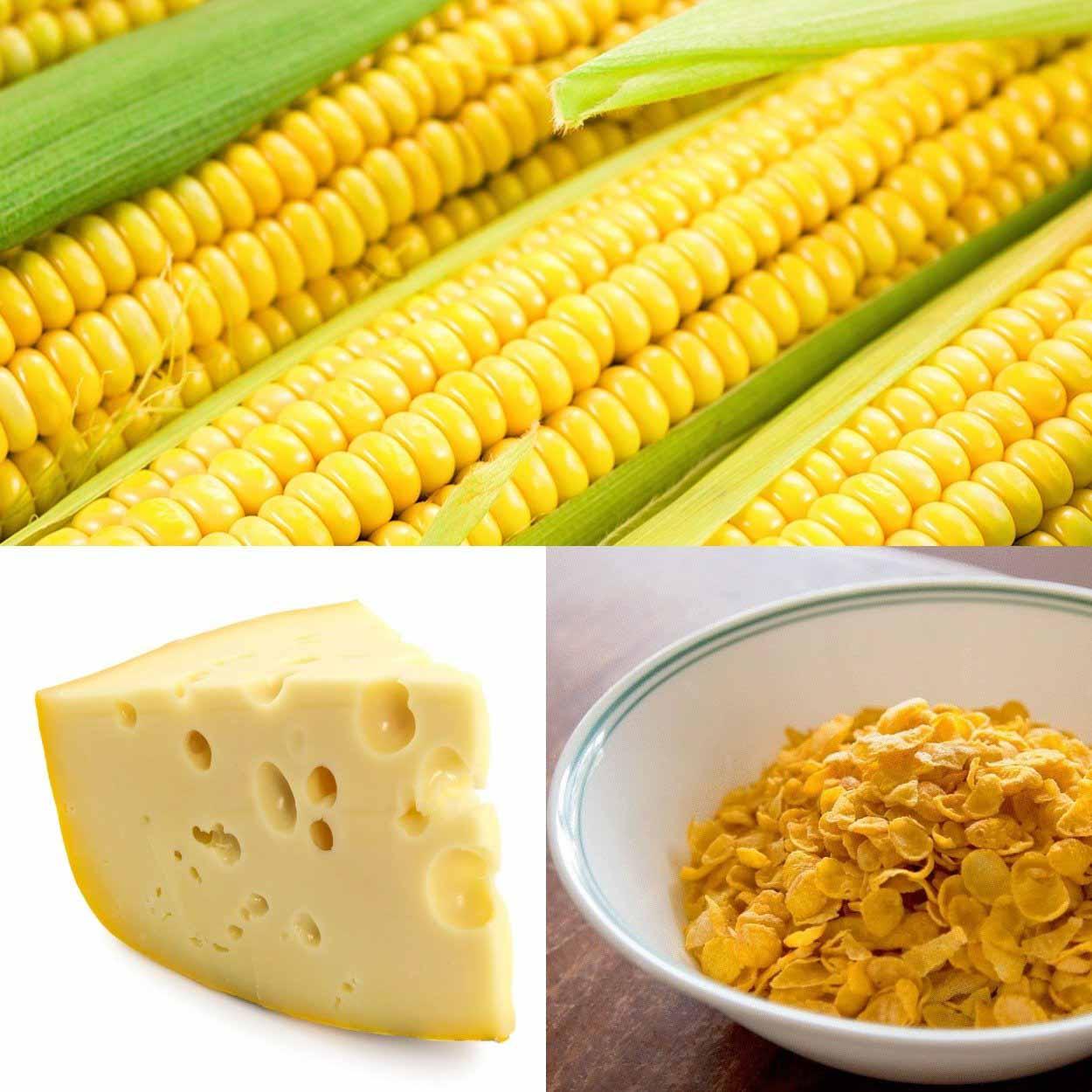 Врачи рекомендуют отказаться от хлопьев, кукурузы и дешевого сыра
