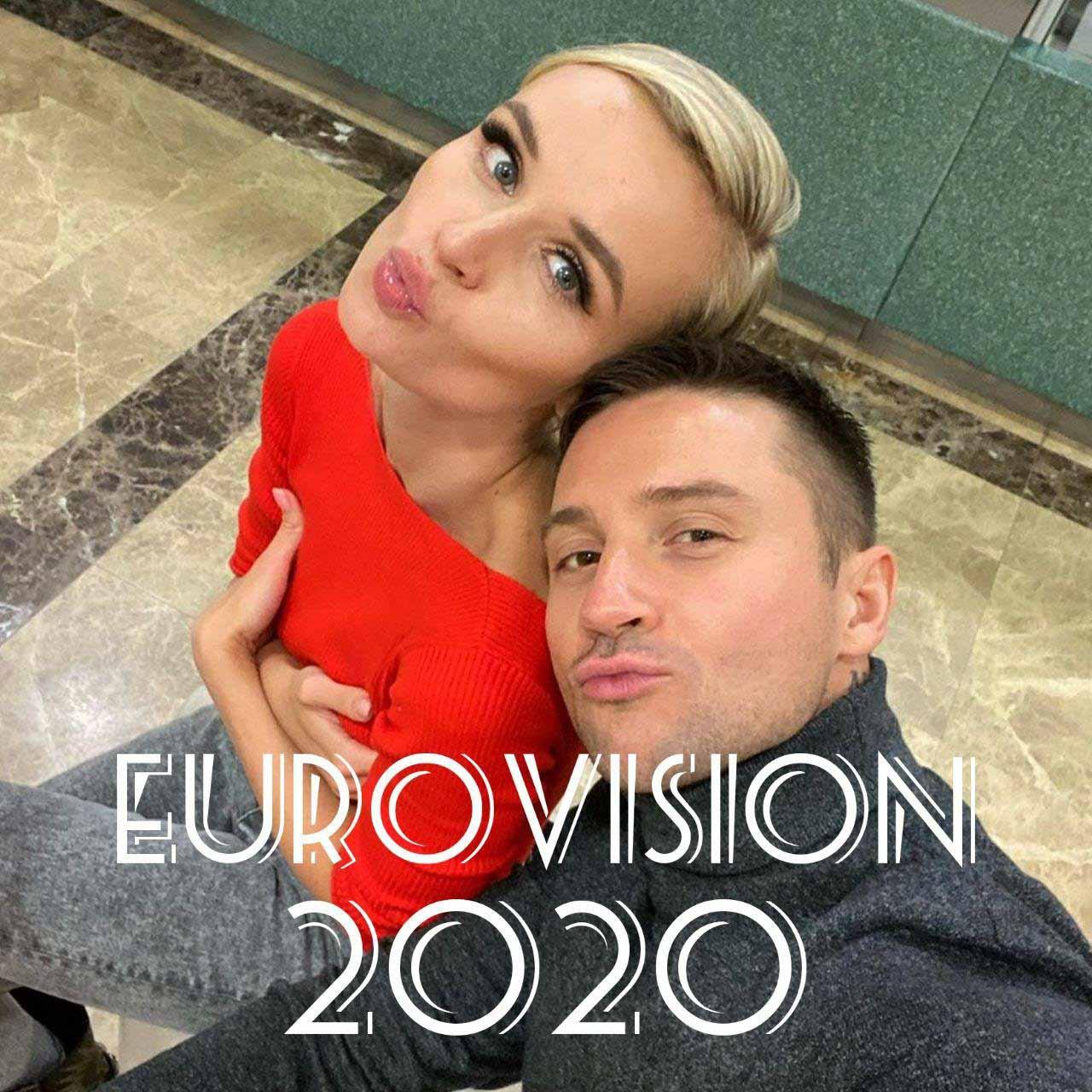 Дуэт «старожилов» или как Лазарев и Гагарина отправятся на Евровидение