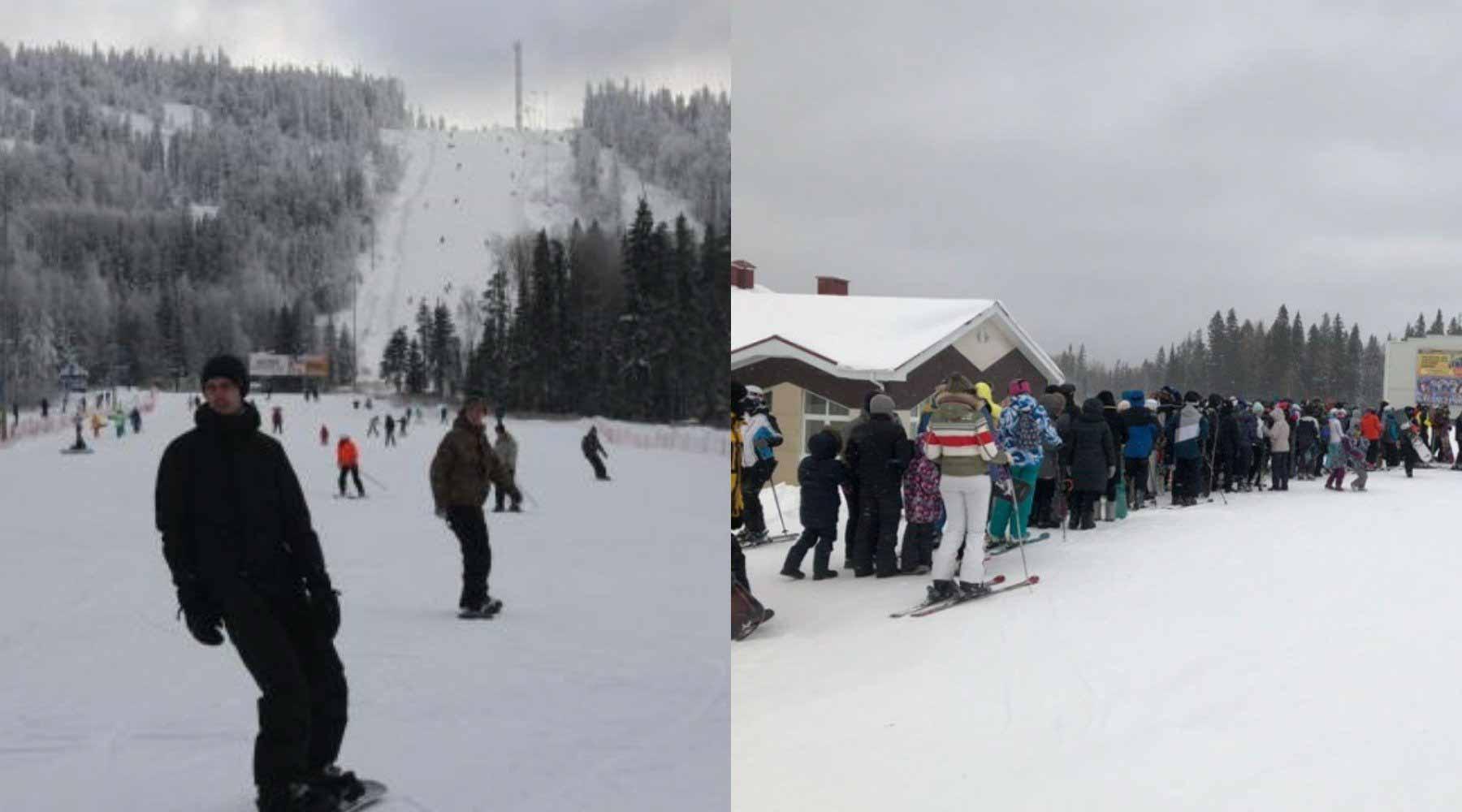 Жадность боссов «Уральского Куршевеля» ведет туристов в настоящие Альпы