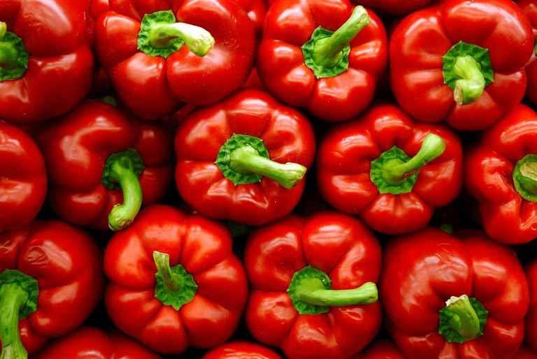 Сухие подмышки. Сладкий перец помогает уменьшить потоотделение