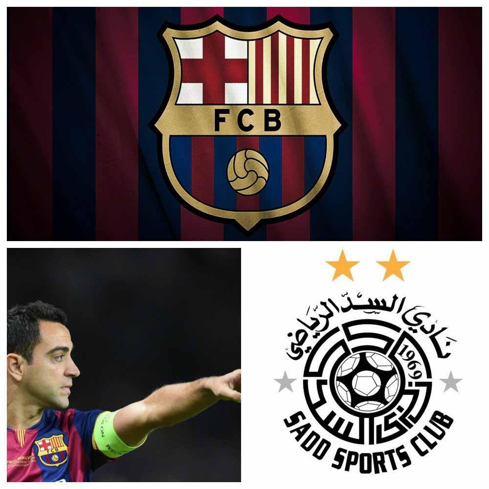 Хави пойман на основании провала родной «Барселоны»