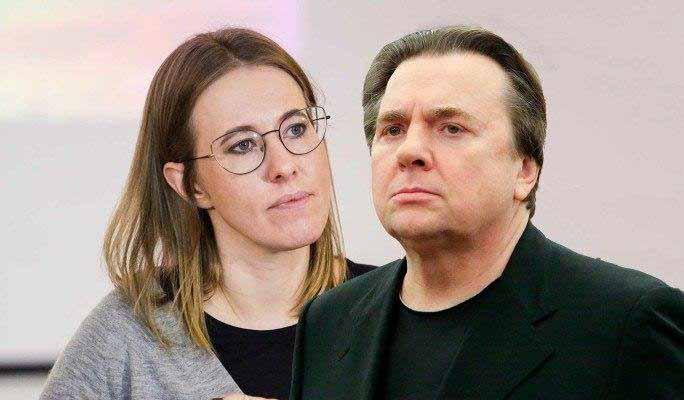 София будет в ярости ... Шоу Собчака на Первом канале