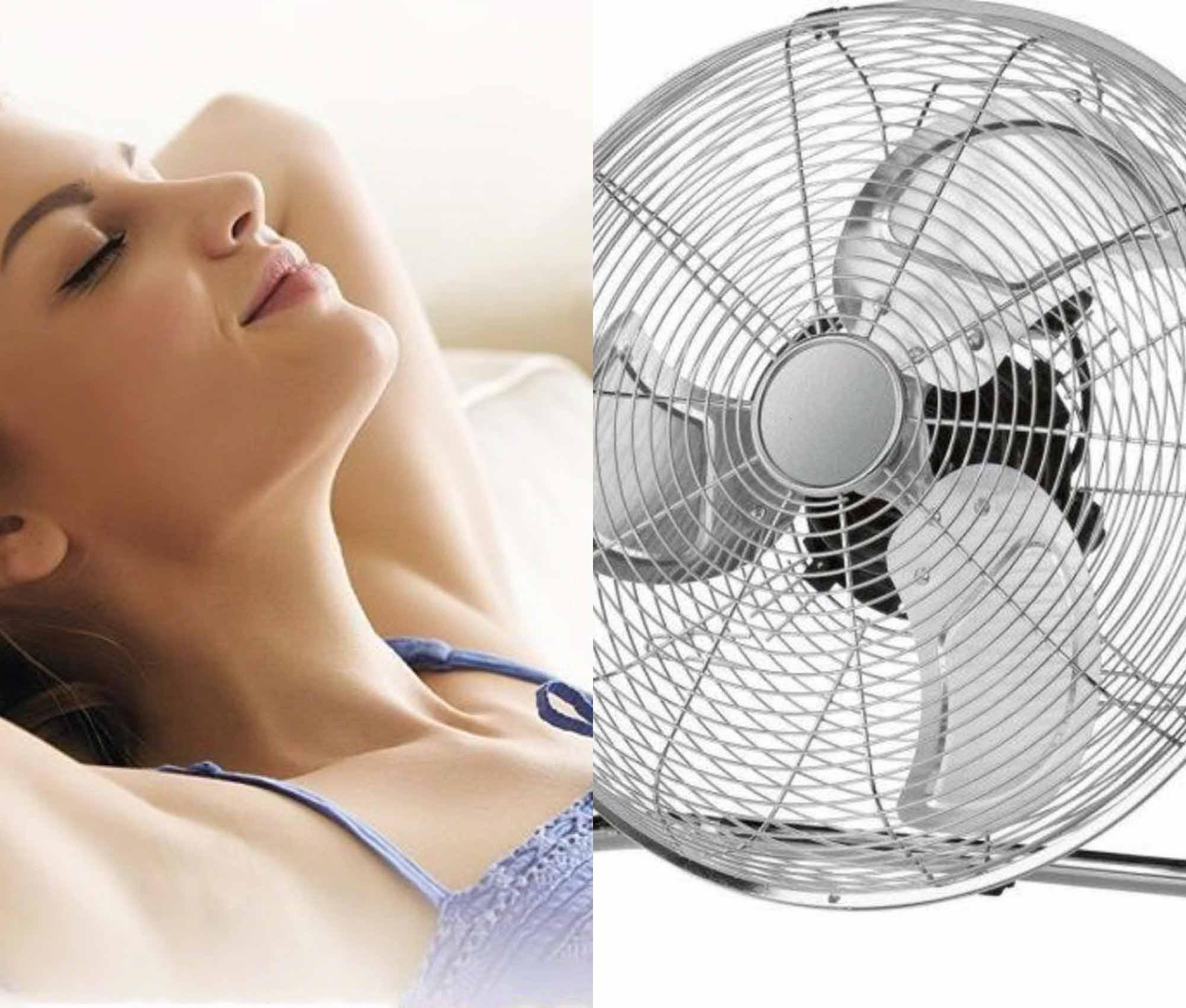 Электрические вентиляторы повышают кровяное давление