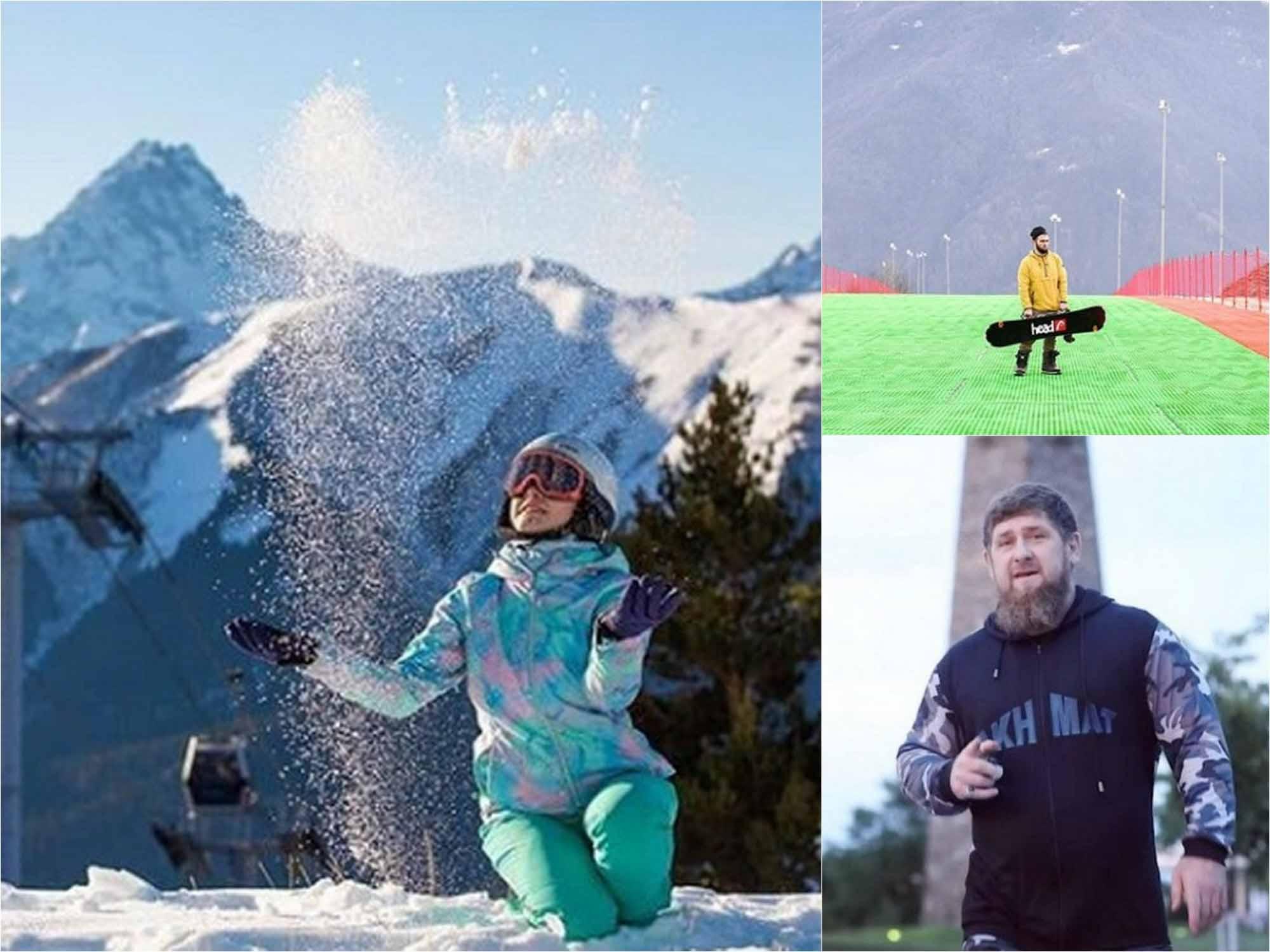 Причина, по которой у Ахмата нет собственной лыжной команды