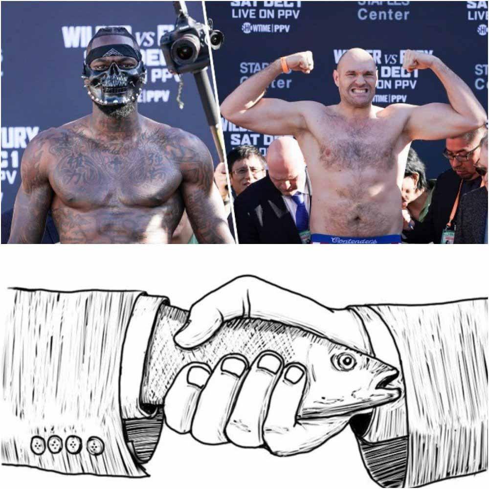Грубость Фьюри заставила его «упасть» в боксерской среде