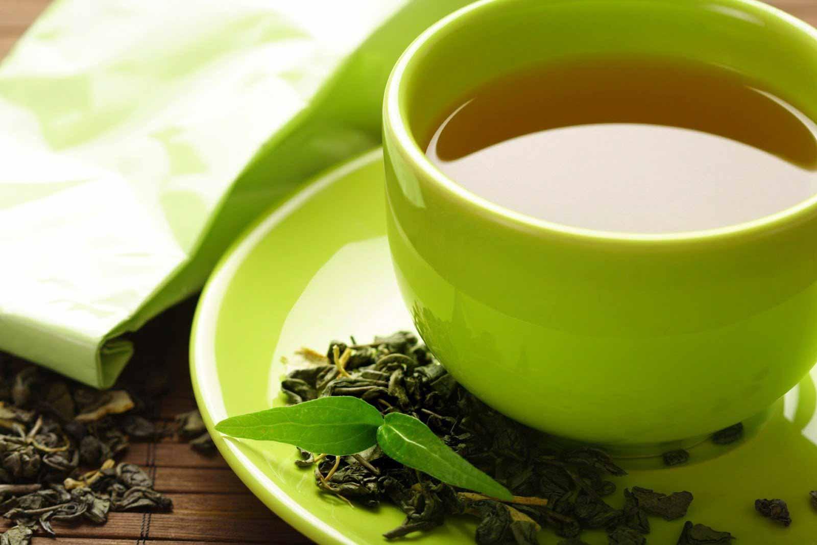 Косметологи рекомендуют пить зеленый чай для омоложения