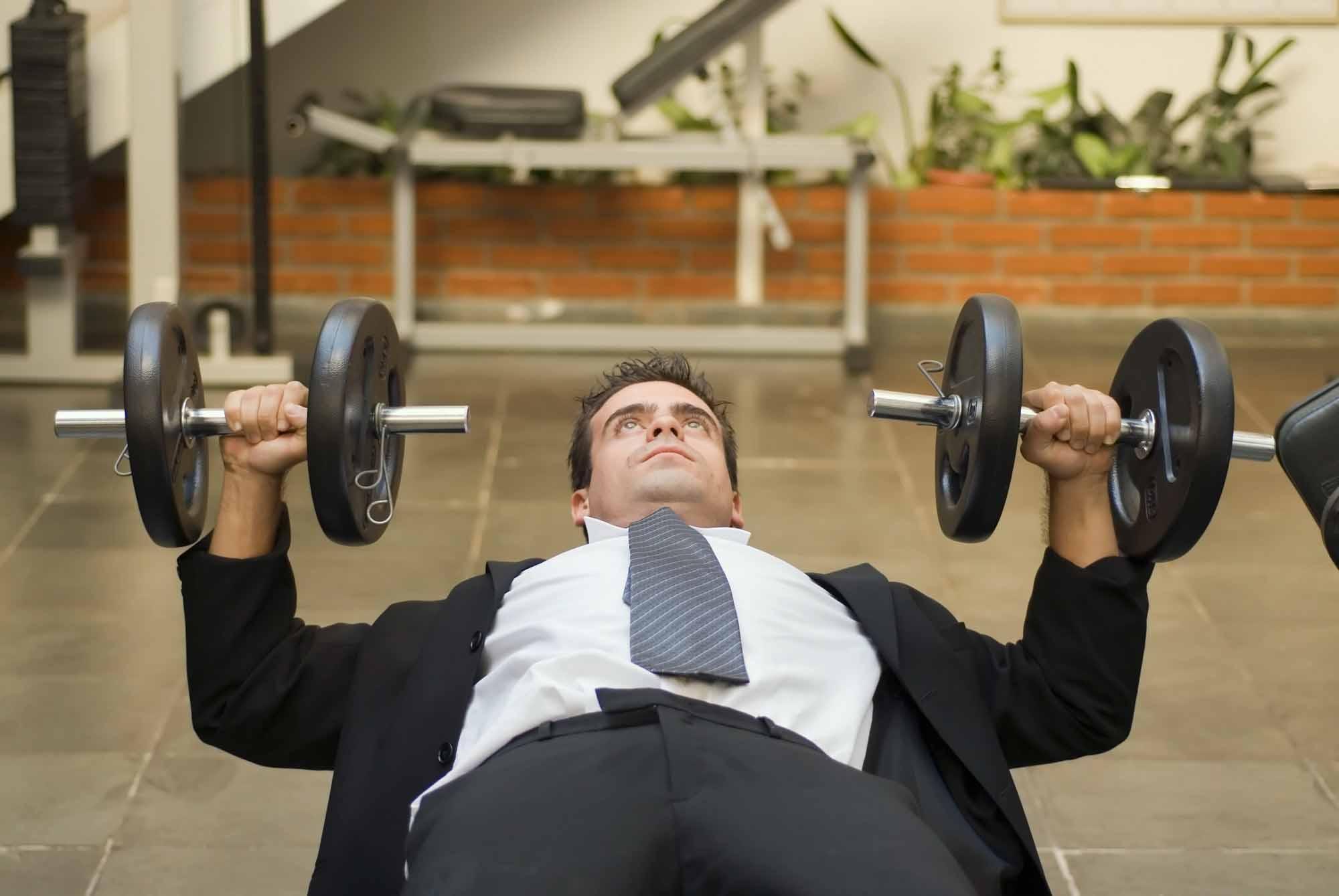 Приседать проблема. Интенсивные тренировки приводят к почечной недостаточности