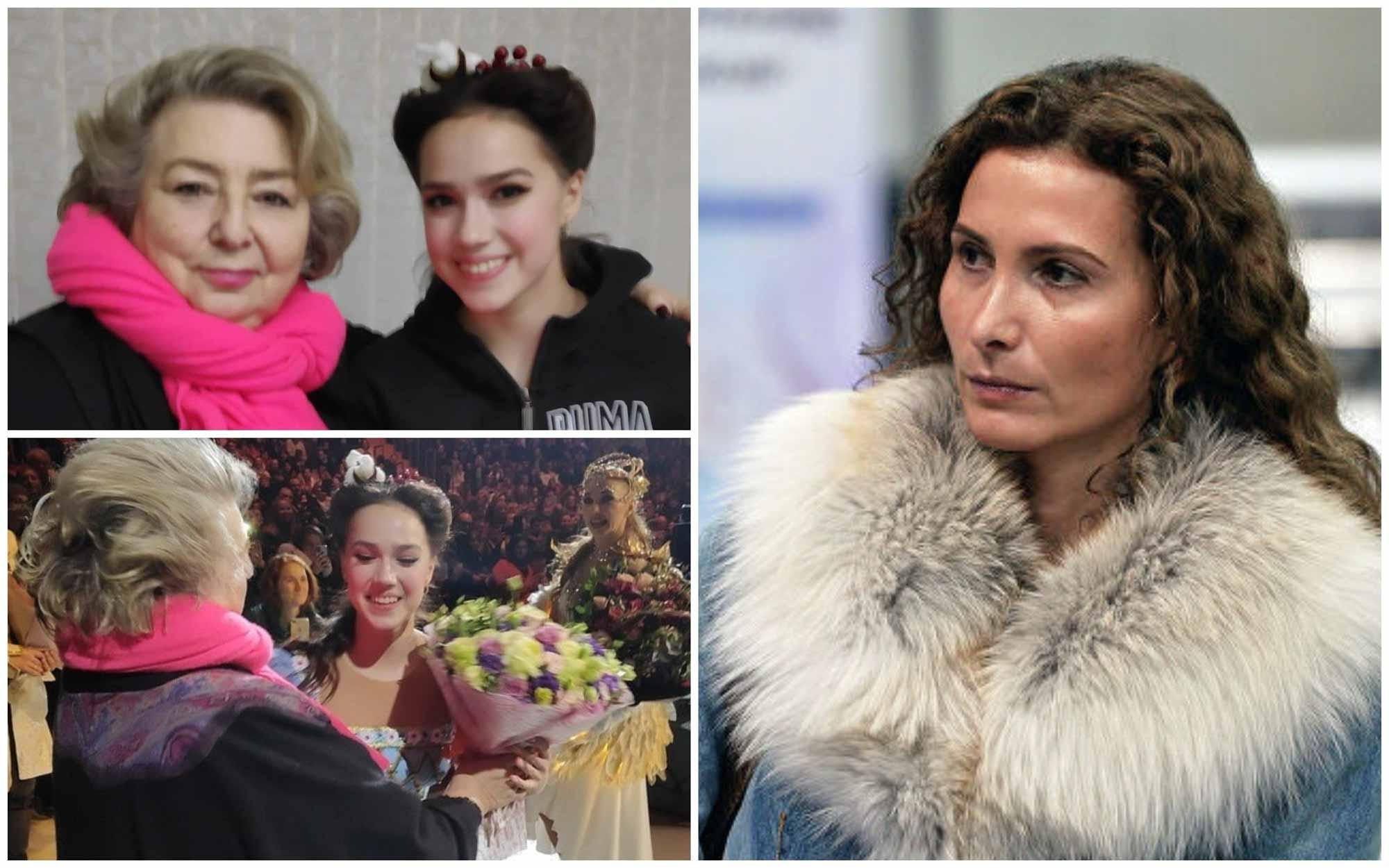 Татьяна Навка помогла Тарасовой «замочить в грязи» Тутберидзе