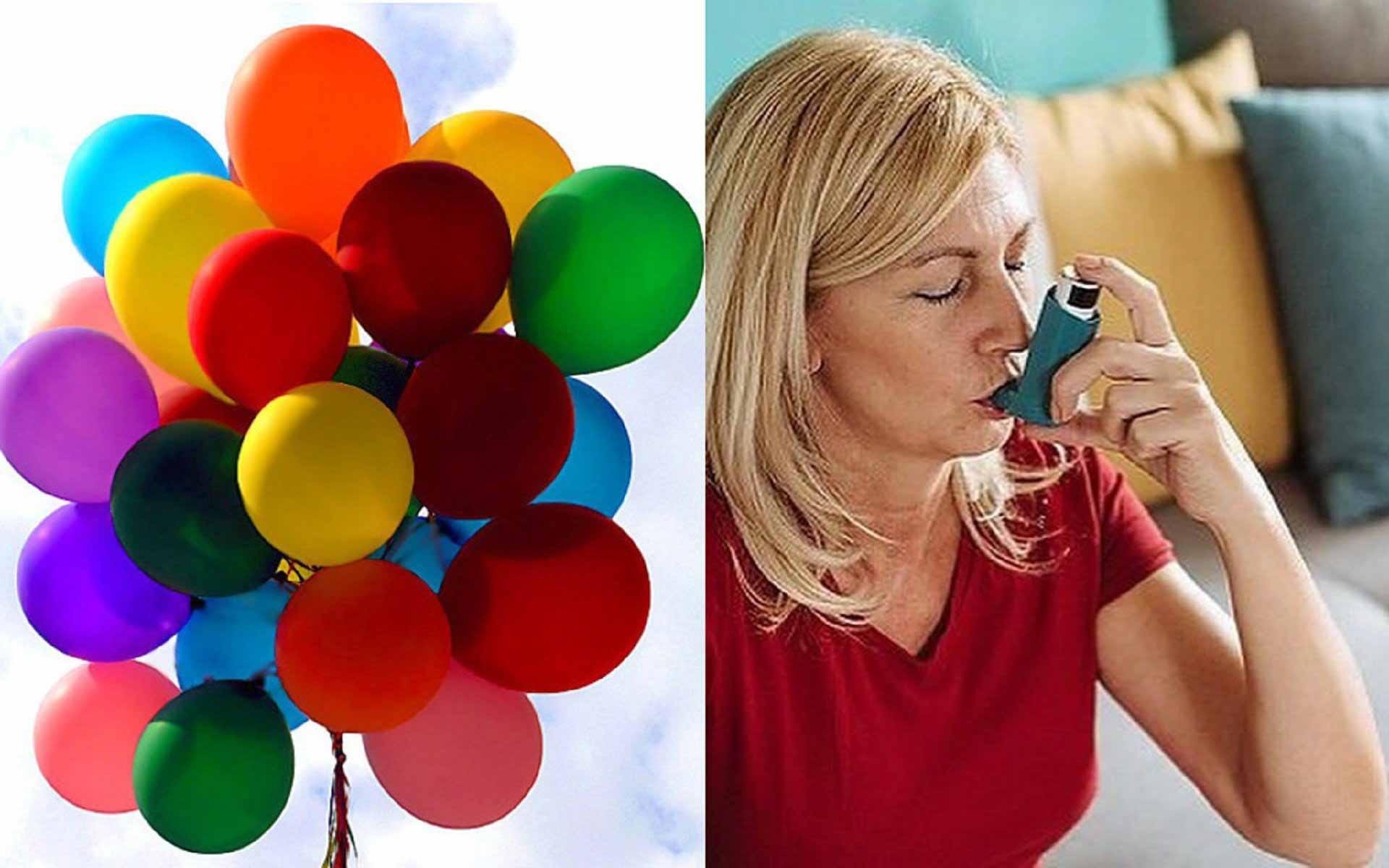 Как надувной баллон помогает при астме