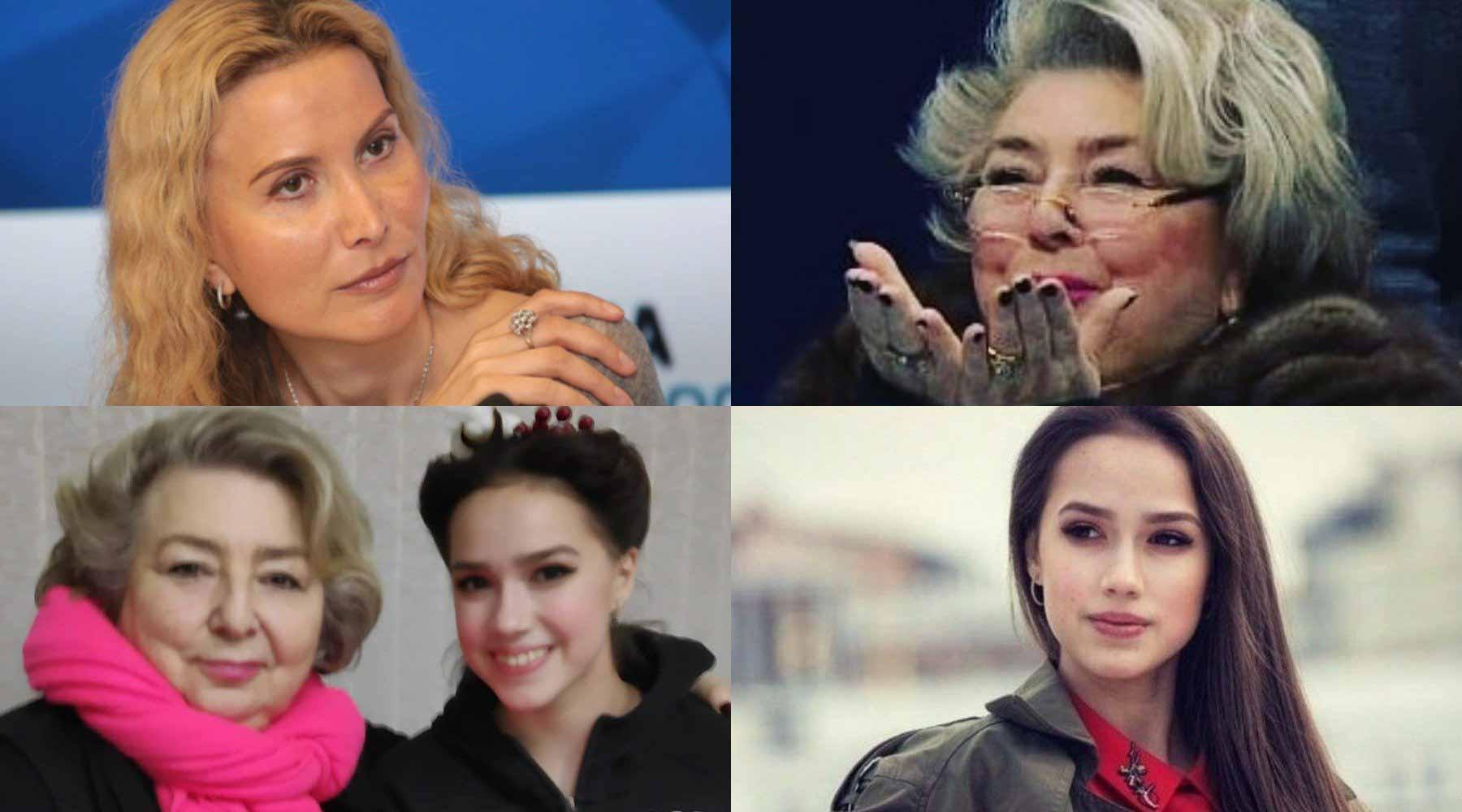 Тарасова сдалась Загитовой для примирения с Тутберидзе