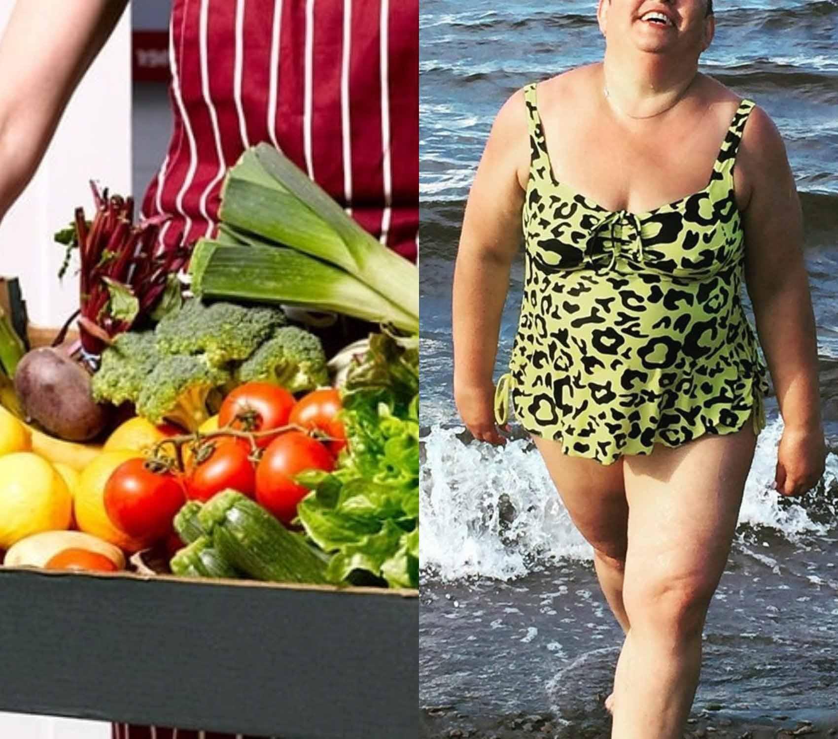 Очень Похудела На Овощах. Овощная диета для похудения: основные принципы + варианты меню на неделю