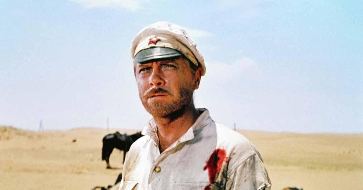 """""""Белое солнце пустыни"""". От кого из актеров на картине Мадам Удача отвернулась?"""