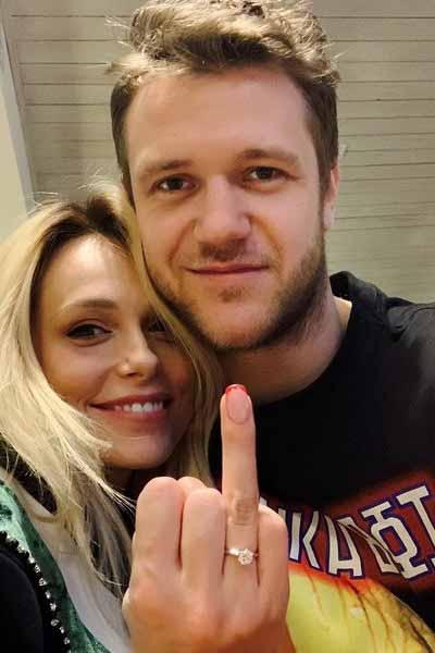 Мария и Андрей Зубков быстро поженились