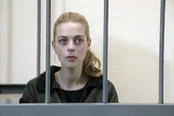 В «Тайнах следствия» Кристина Кузьмина сыграла фотомодель
