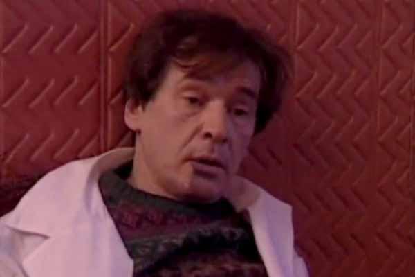 Александр Чабан часто играл в криминальных сериях