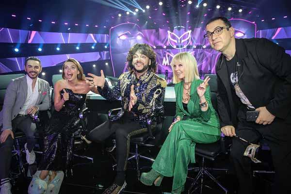 Члены жюри шоу