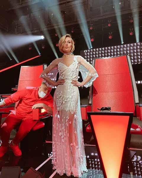 Певица стала наставником седьмого сезона шоу