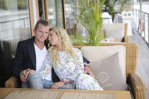 Ольга Бузова и Дмитрий Тарасов были женаты до декабря 2016 года