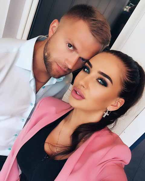 Брак Виктора и Татьяны Мусульфесов продлился чуть больше года