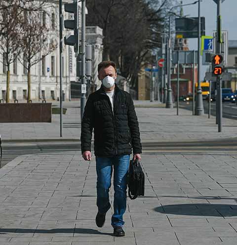 В мире более двух миллионов человек заражены коронавирусом