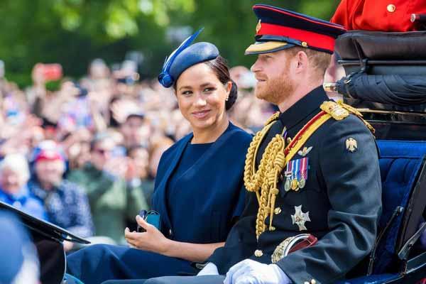 Меган и Гарри намерены жить в США, вдали от королевской семьи