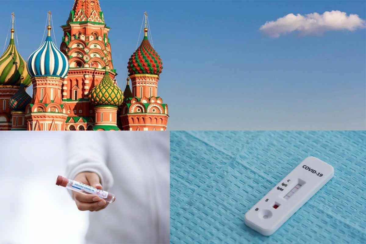 В Москве началось бесплатное тестирование на антитела к COVID-19
