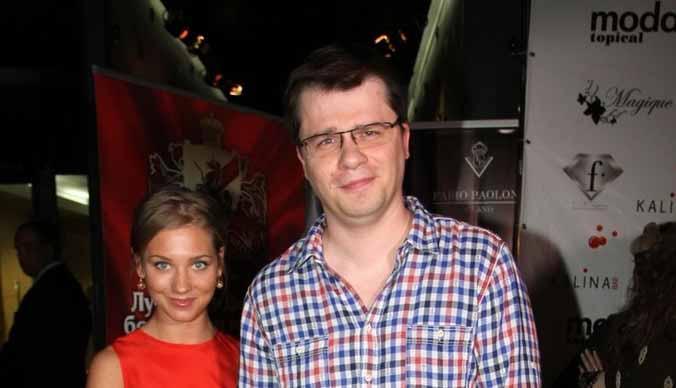 Гарик Харламов: «Мы с Кристиной не участвовали в Comment Out.  Наш развод - это не пиар или ажиотаж
