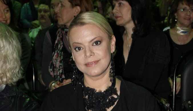 Яна Поплавская: