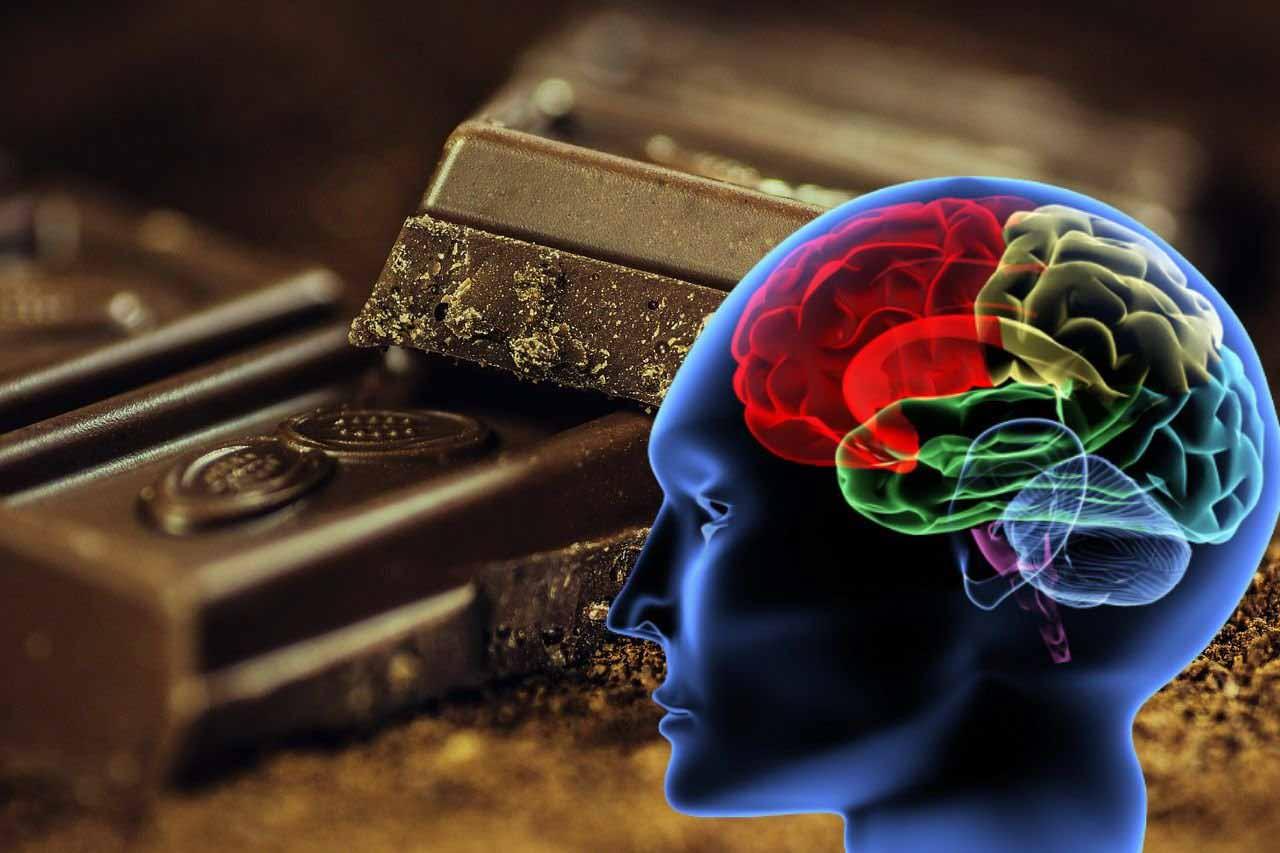 Темный шоколад для здоровья мозга