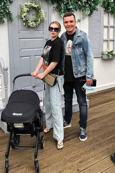 Семейная жизнь пара строит вне телекамер