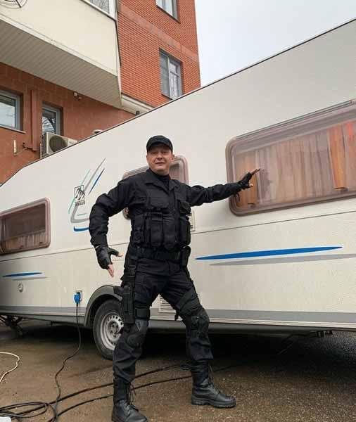 Башаров остается востребованным актером