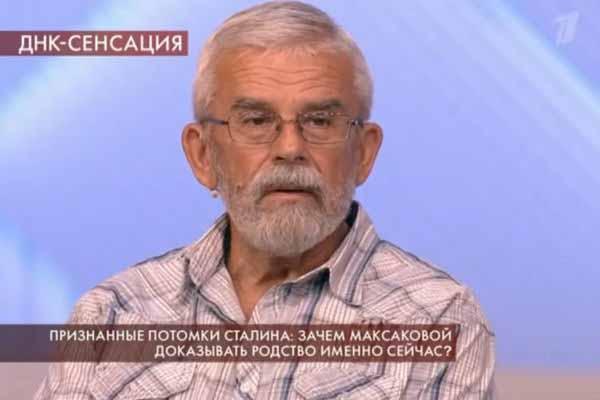 Юрий Давыдов с детства знал, что он родственник Сталина