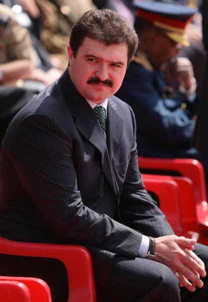 Старший сын Лукашенко - Виктор