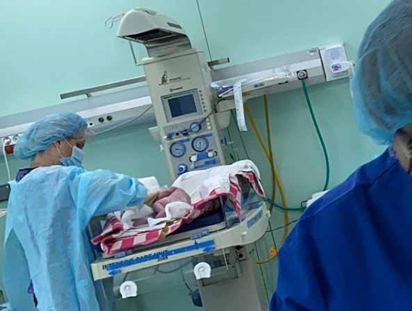Анджелина Монк стала мамой в третий раз