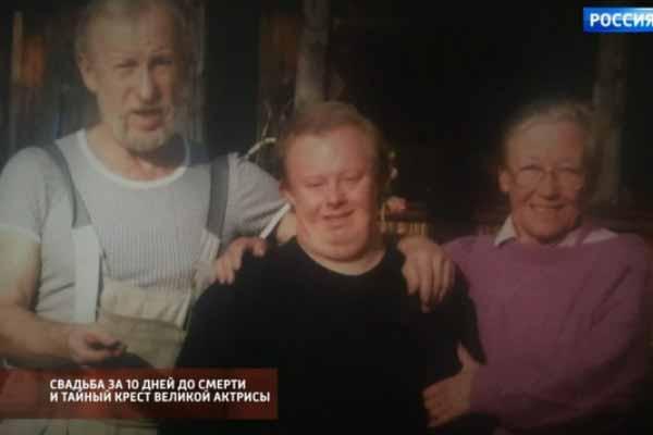 Анатолий Васильев, Сергей Шестаков и Ия Саввина