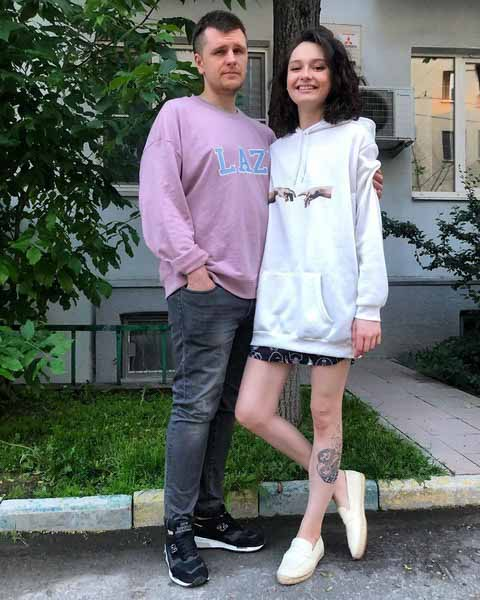 Никита и Маша