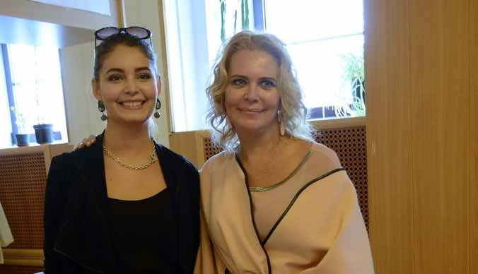 Дочь Алены Яковлевой вышла замуж за актера