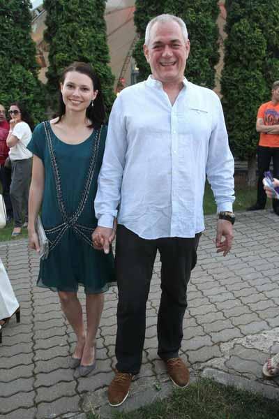 Доренко и Силявина женаты шесть лет