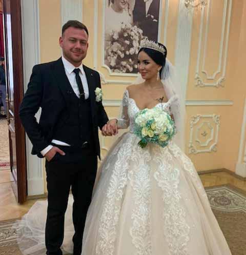 Валерий Блюменкранц и Анна Левченко