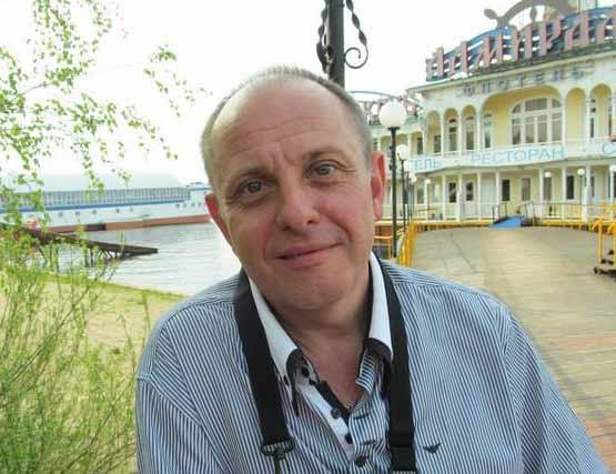 Сергей Кузнецов тесно общался с Вязовским